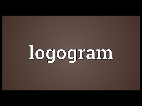Header of logogram