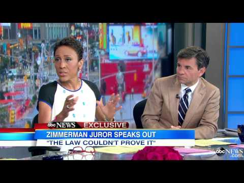 George Zimmerman Juror B-29 Interview on 'GMA': Frustrations Highlighted By Juror B-29