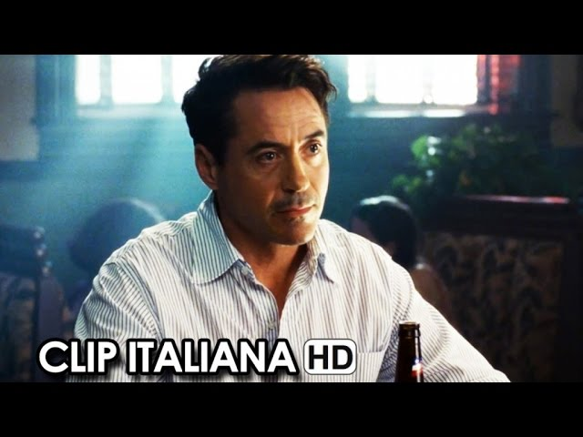 The Judge Clip #1 Ufficiale Italiano (2014) - Robert Downey Jr. Movie HD