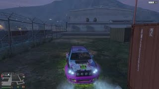 Grand Theft Auto V The flying sultan