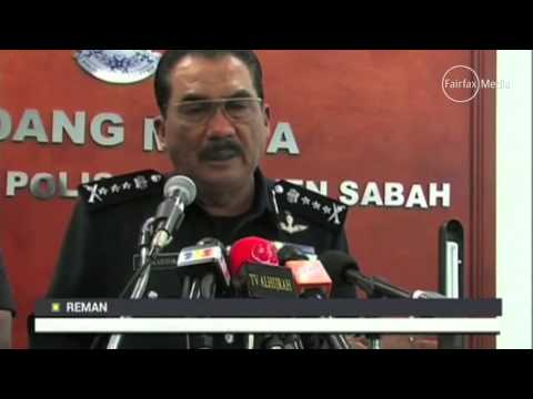 Malaysia remands foreigners over nude photos     01:23