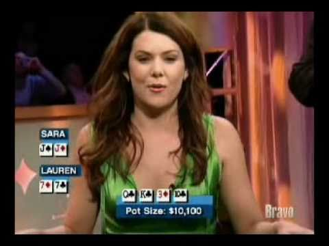 Lauren Graham & Sara Rue (highlights) (1)