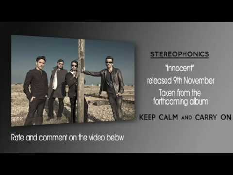Stereophonics - Innocent (Full length audio)