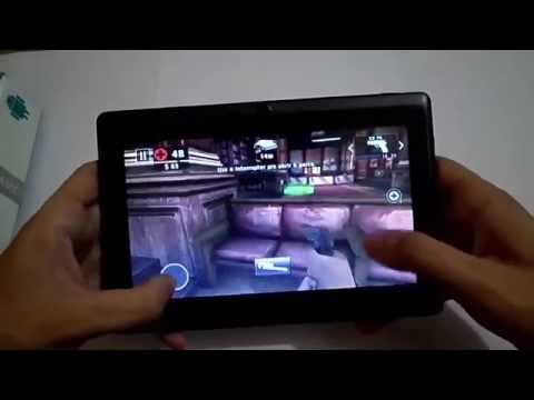 Review: Tablet Navcity NT-1711