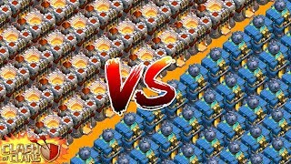 DIE GROSSE RATHAUS CHALLENGE! ☆ Clash of Clans ☆ CoC