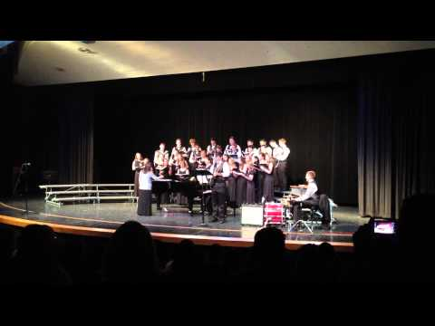 Bohemian Rhapsody - Queen : Performed by Dundee Crown High School
