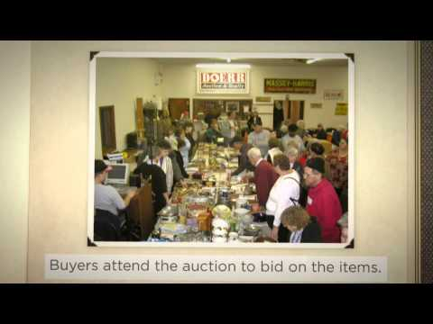 Consigning with Doerr Auctions
