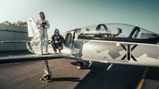 c'est normal, JUST A CAMO JET FIGHTER! | VLOG³ 83