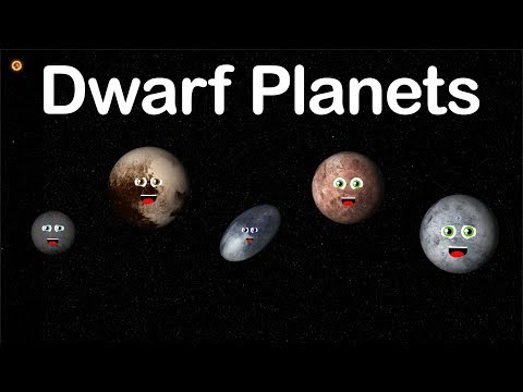 Dwarf Planets NEWPlanets SongPlanets Song for Kids