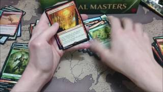 [MTG] Eternal Masters Unboxing