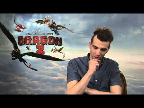 How To Train Your Dragon 2: Jay Baruchel Official Movie Interivew