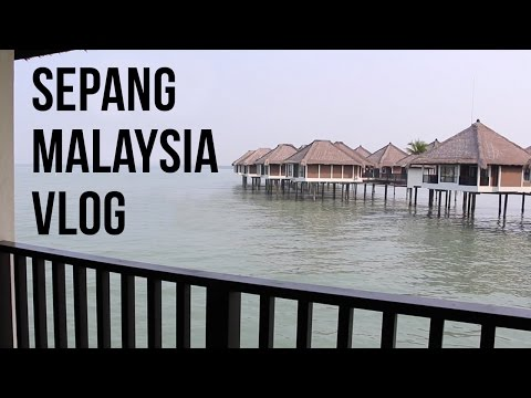 VLOG: Getaway to Sepang, Malaysia!   iamdazale