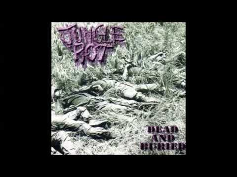 Jungle Rot - Misplaced Anger