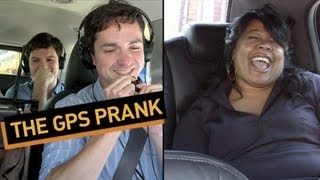 The GPS Prank