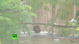 Наводнение в Индии унесло жизни около 200 человек