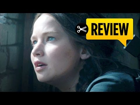 Epic Movie Review: The Hunger Games: Mockingjay (2014) - Jennifer Lawrence Movie HD