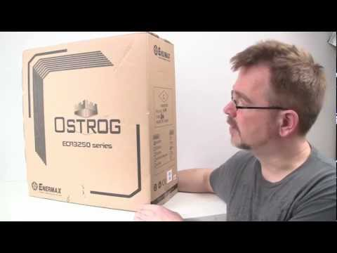 Enermax Ostrog Unboxing / Review german HD