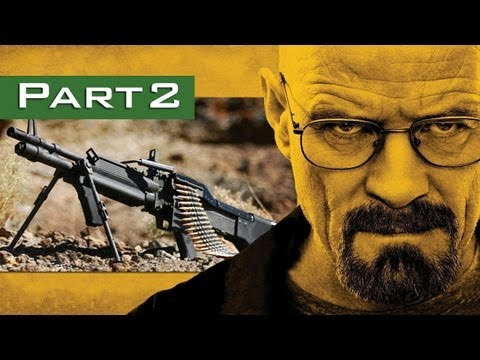 M60 Machine Gun - RatedRR The Breakdown: Breaking Bad - MK43