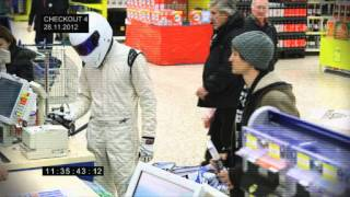 THE STIG IN SUPERMARKET SHOCKER - THE BOOK HE DOESN