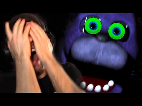 Five Nights at Freddy's #2 | NOW THE REAL SCARES BEGIN!