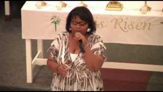 LORD  ( I Love You more than anything )  Solo by Sister Alisha Maye