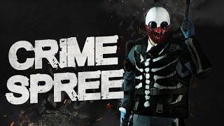 [Payday 2] Crime Spree game mode