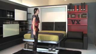 Swing | Resource Furniture | Wall Bed System