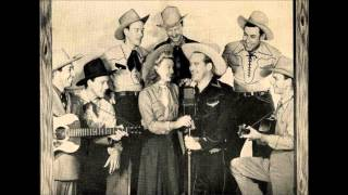 Yippi Yi, Yippi Yo (Born to the Saddle) - Dick Foran & the Sons of the Pioneers