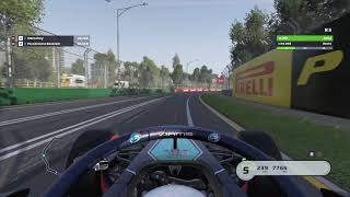 F1 2019 OFFICIAL GAMEPLAY! | F2 CAR - MELBOURNE/AUSTRALIA HOTLAP! [Pre-Release!]