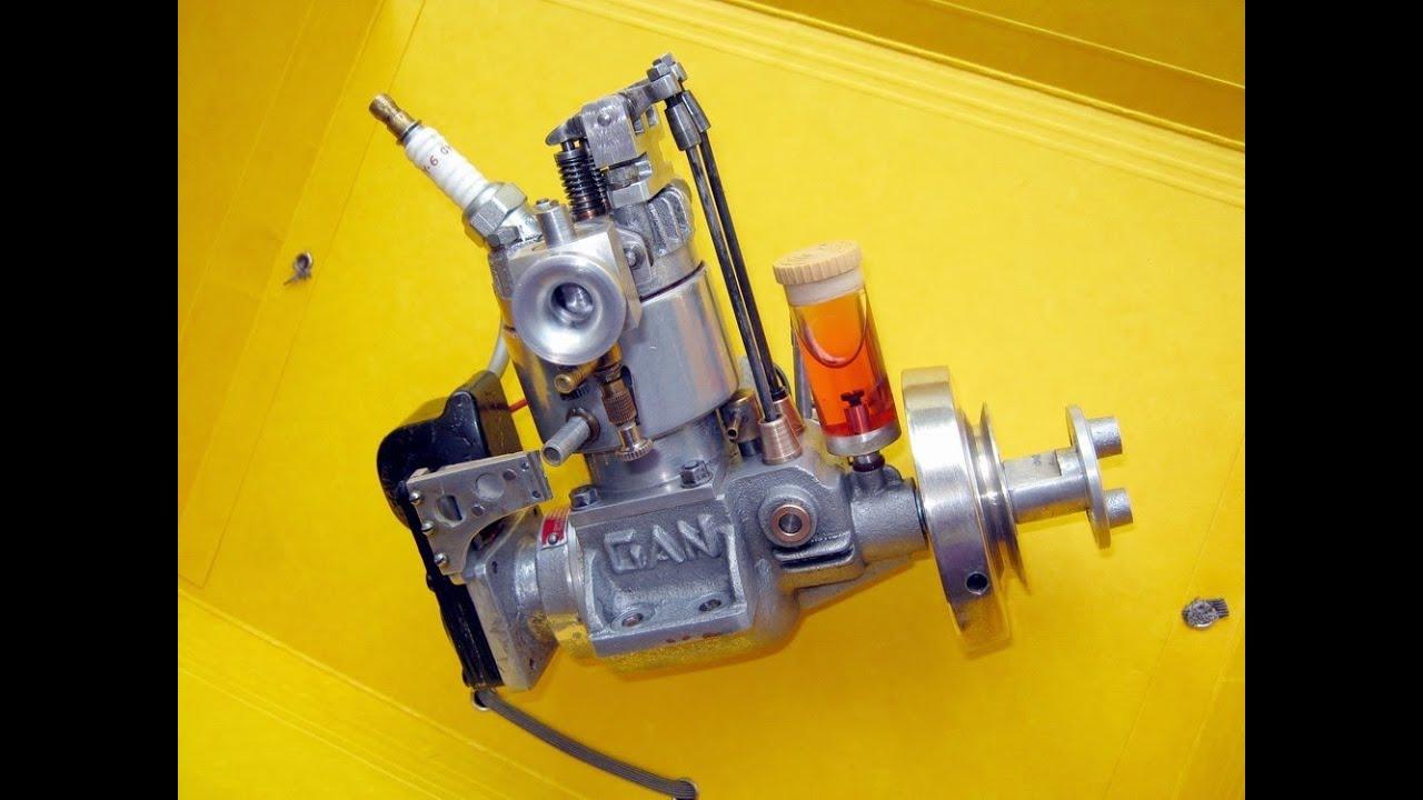 15cc 4 Stroke Rc Engine Gas Not Nitro By Rapmoz 2016 04 02