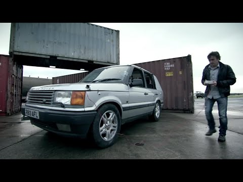 DIY Bond car Pt. 2 - Ejector seat - Top Gear at the Movies - Top Gear