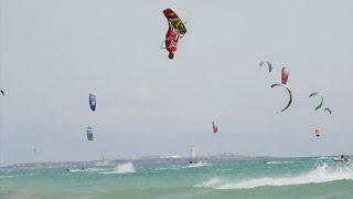 BIG AIR - Tarifa 2014 Pro Kite Tour - PKRA Kiteboarding World Tour
