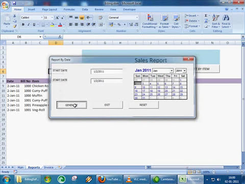 Billing Software-Demo