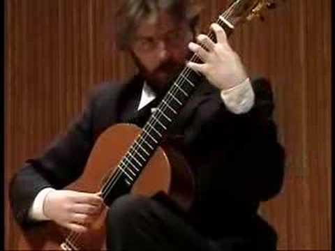 Хоакин Родриго - Tres Piezas Espanolas 2 Passacaglia