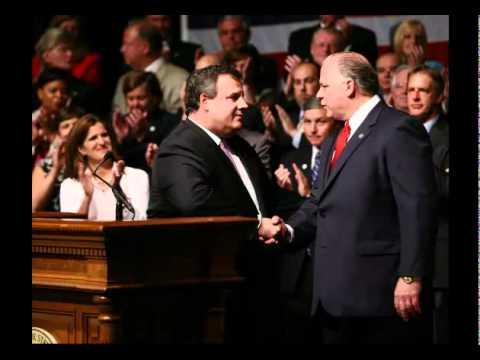 Governor Christie on Senator Sweeney's Income Tax Credit