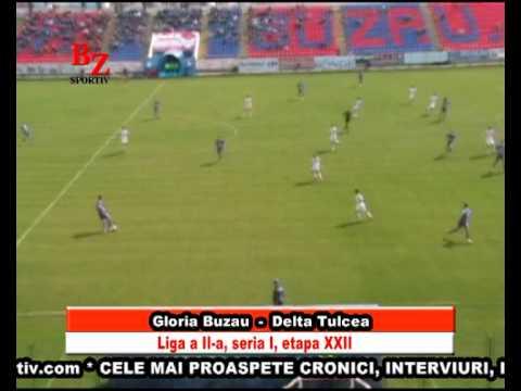 Gloria Buzau - Delta Tulcea (10 aprilie 2010).avi