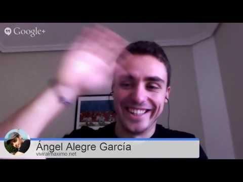 Entrevista con Ángel Alegre
