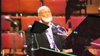 Ahmed Deedat Answer – Shorrosh lie about Bismillah being Trinity