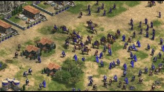 Age of Empires Definitive Edition Live Stream