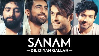 Download Lagu Dil Diyan Gallan | Sanam Gratis STAFABAND