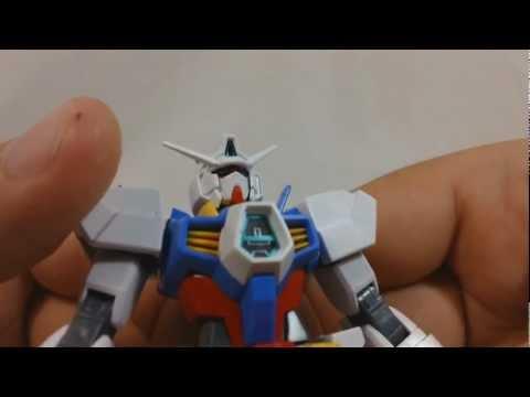 Gundam Review: 1/144 HG Gundam AGE-1 Normal