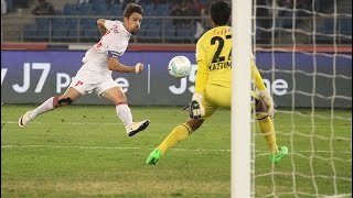 Delhi Dynamos demolish FC Goa 5-1 to inch closer to ISL semis