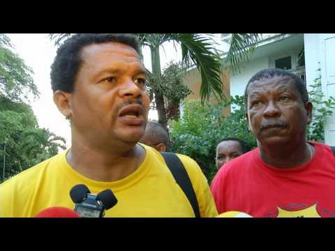 Ministre des Outre-mer en Guadeloupe - Projet de loi contre la vie chèrecontre la vie chère
