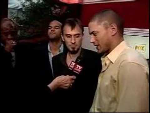 Prison break interview Video