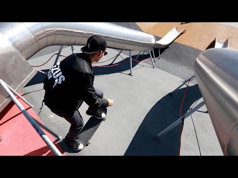 Insane Drop In - Chris Chann