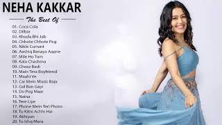 COCA COLA - DILBAR नेहा कक्कड़ का सबसे अच्छा एल्बम | संगीत नॉन-स्टॉप है