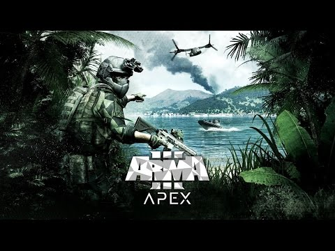 ◀ ARMA 3 APEX: Multiplayer Gameplay (The V-44 X Blackfish)