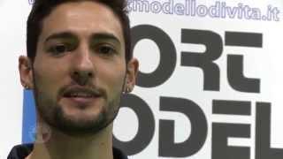 Sport Modello di Vita Testimonial Rosario Maddaloni