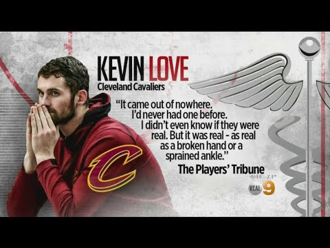 Kevin Love Pens Candid Piece On Panic Attacks, Mental Health