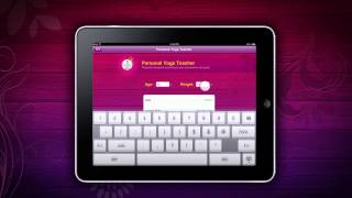 All-in Yoga app for iPad